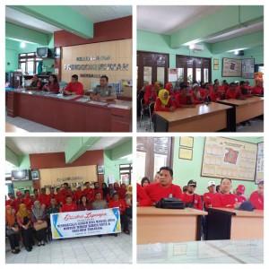 Kunjungan Kerja Kelurahan Bontang Kuala Kecamatan Bontang Utara Kota Bontang