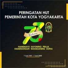 HUT Ke-73 Pemkot Yogyakarta