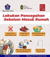 Lakukan Pencegahan Sebelum Masuk Rumah