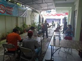 Distribusi BST di Kelurahan Pringgokusuman